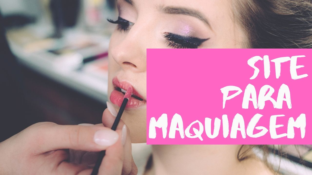 sites de maquiagens